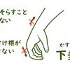 橈骨神経麻痺の症状下垂手
